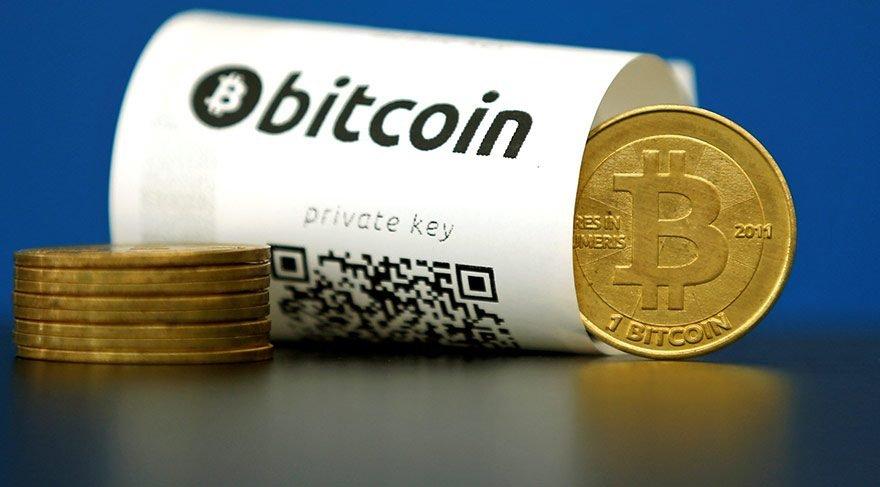 Bitcoin'den rekor