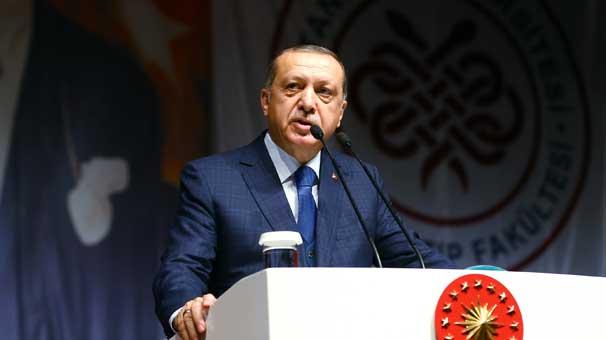 Cumhurbaşkanı Erdoğan, Trabzon'a yapılacak yatırımları açıkladı