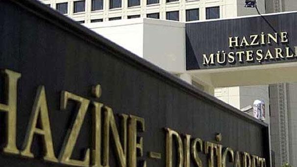 Hazine 651.3 milyon lira borçlandı
