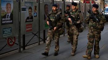 Manchester saldırısı sonrası Fransa önlemleri artırıyor