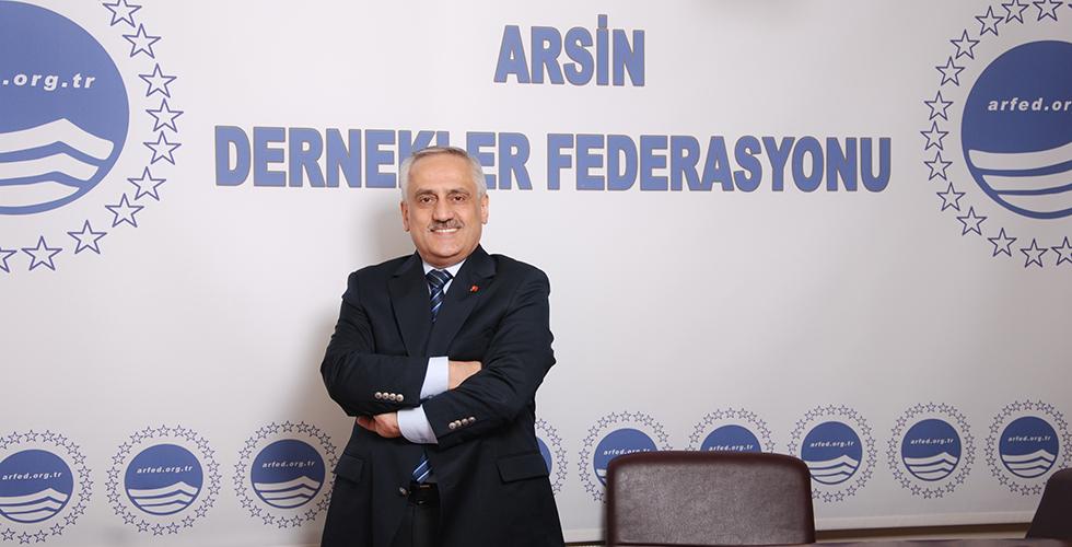 ARFED Başkanı Keskin'den Yeni Yıl Mesajı