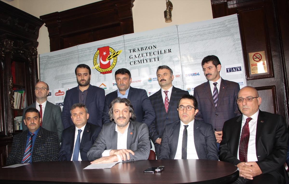 """Trabzon """"Büyük Kudüs Yürüyüşü""""ne hazırlanıyor"""