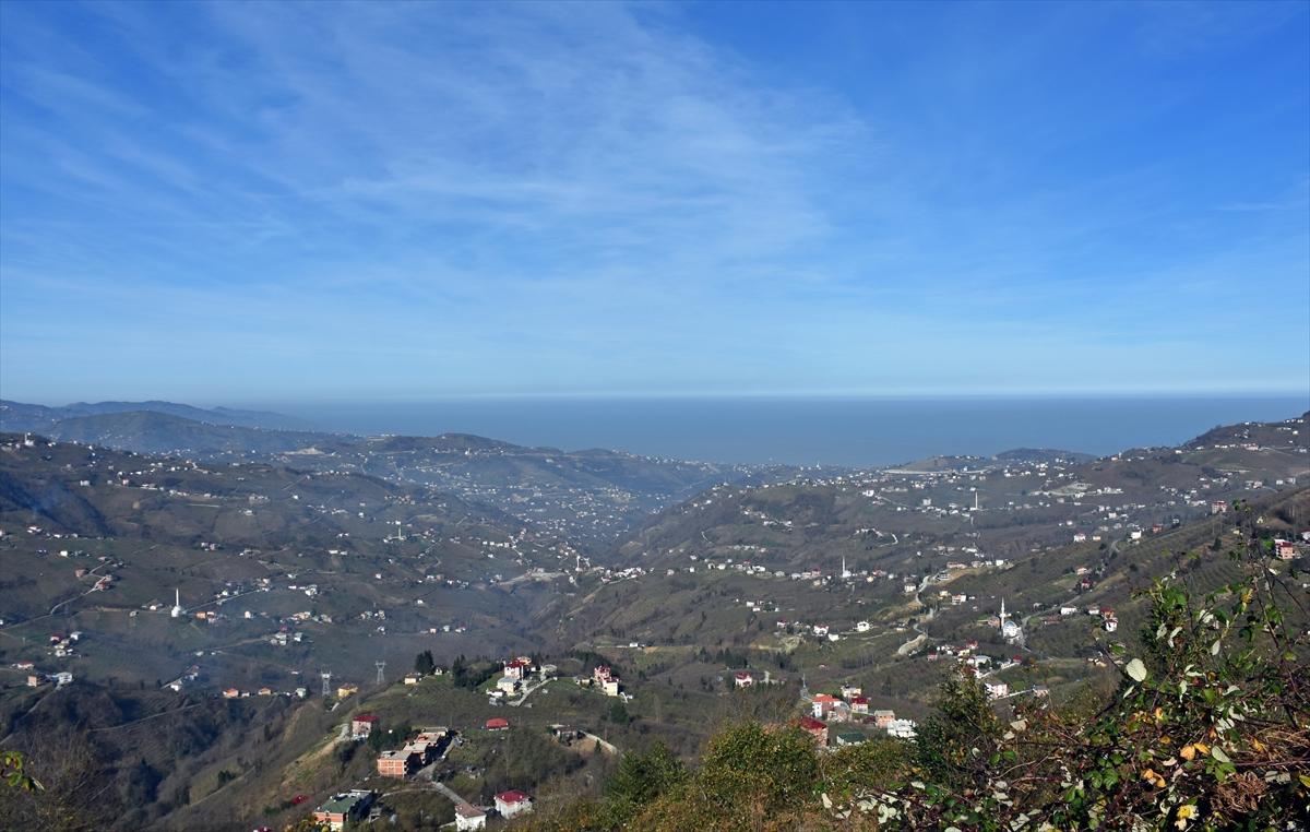Trabzon'da bir bölge daha turizme kazandırılıyor