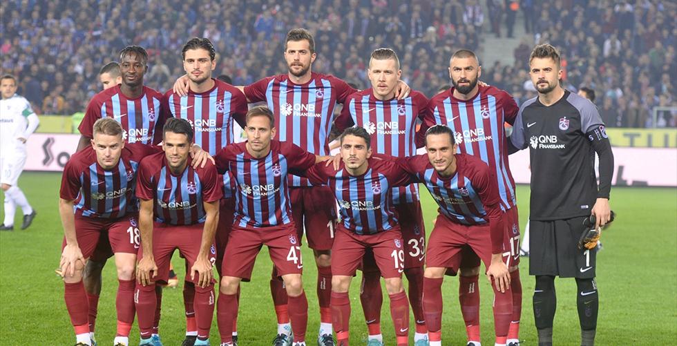 Trabzonspor yenerse tarih yazacak
