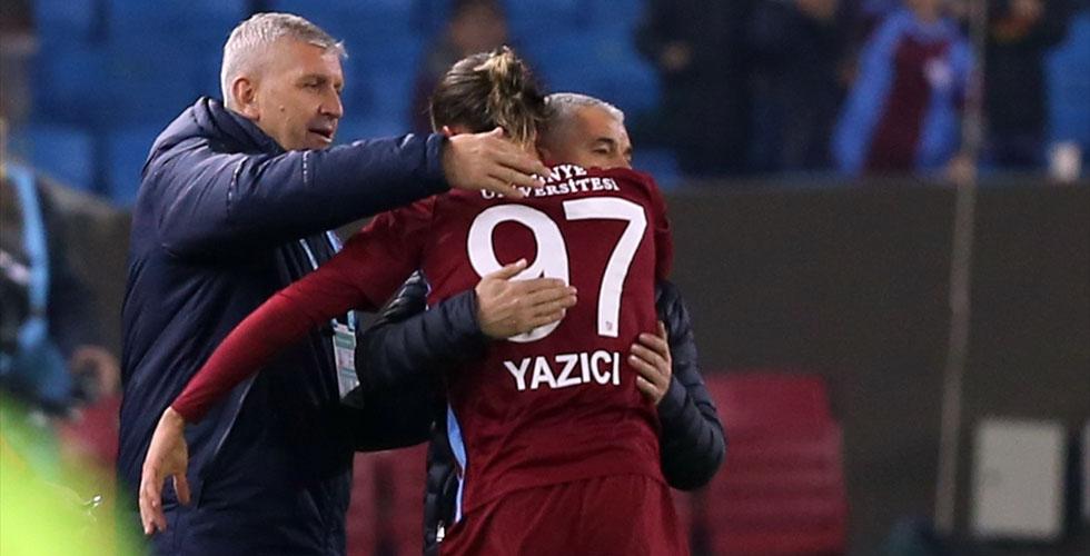 Trabzonspor'da Çalımbay farkı