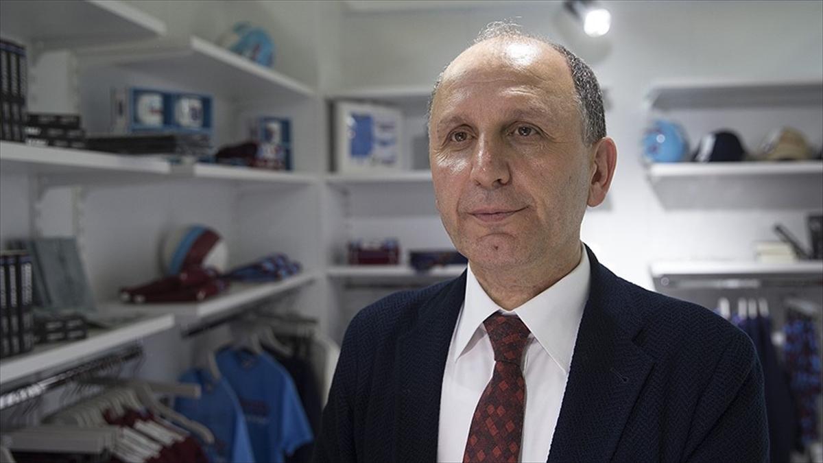 Trabzonspor Başkanı Usta'dan yeni yıl temennisi: İstikrar