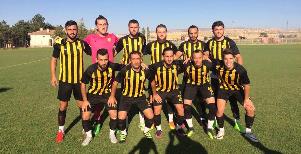 Arsinspor Maça Çıkmadı