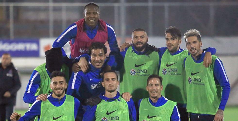 Trabzonspor, Kardemir Karabükspor maçı hazırlıklarına başladı