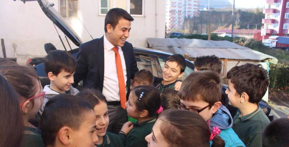 Arsin'de, Genç Kaymakamın Başarısı