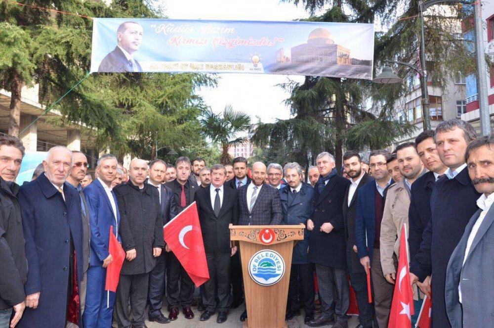 Bakan Soylu'ya memleketinden destek yürüyüşü!