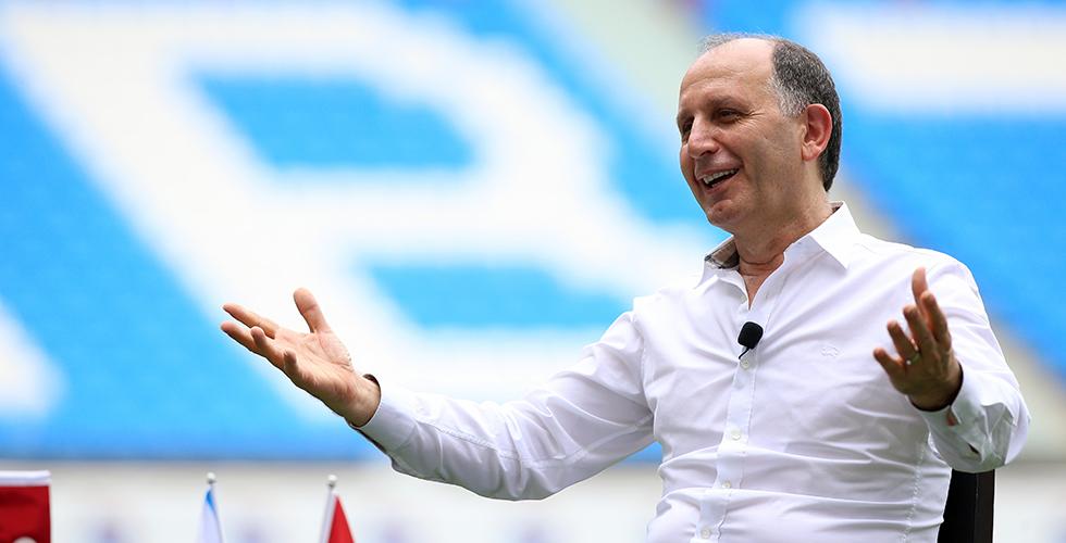 Trabzonspor'da Usta'nın yüzü Çalımbay ile güldü