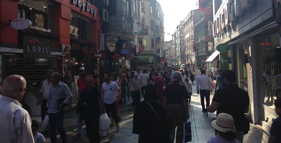 Trabzon'da çalışan sayısında 13 bin 129 kişilik artış gerçekleşti