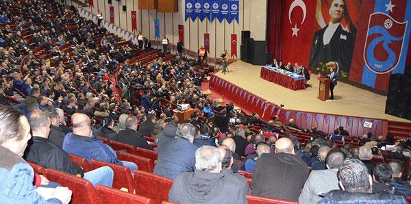 Trabzonspor Olağan Genel Kurulu ertelendi
