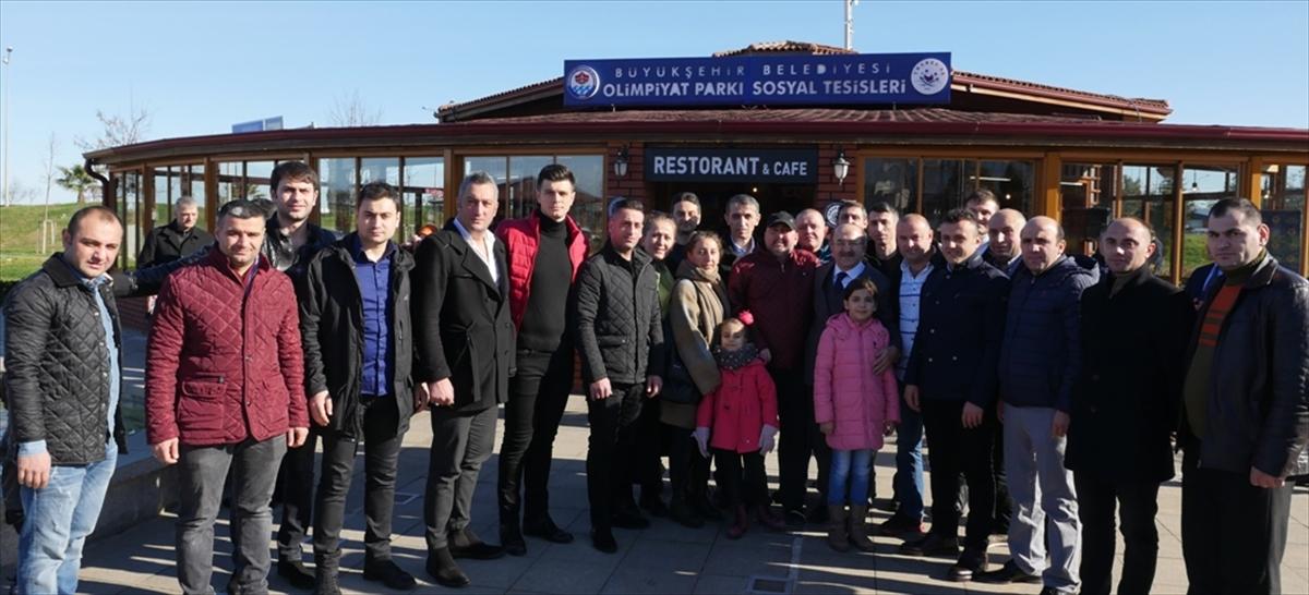Trabzon'da belediyenin yol çalışmaları