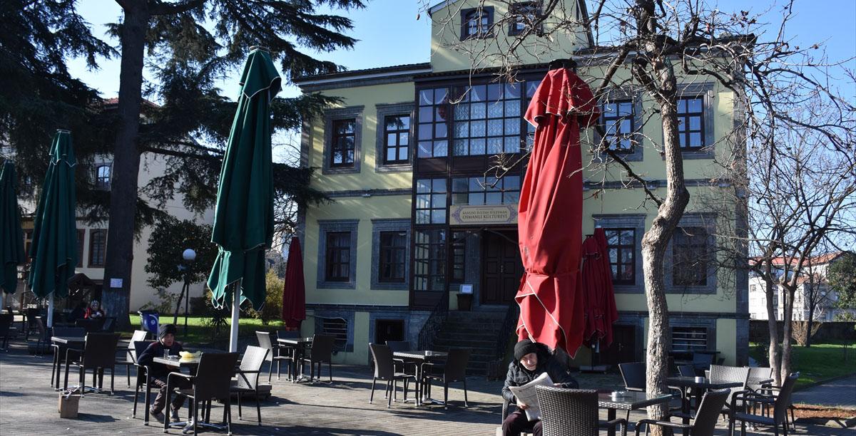 Trabzon'da Osmanlı'yı yaşatıyorlar