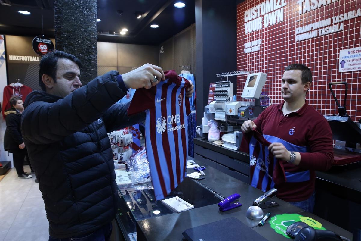 Trabzonspor formalarında Sevgililer Günü indirimi