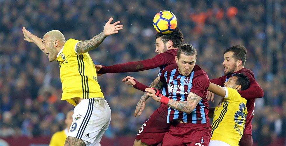 Trabzonspor, rakiplerine geçit vermiyor
