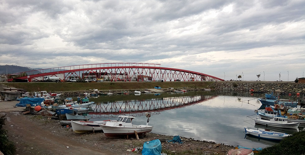Arsin Belediye Başkanı O Köprü Hakkında Açıklama Yaptı