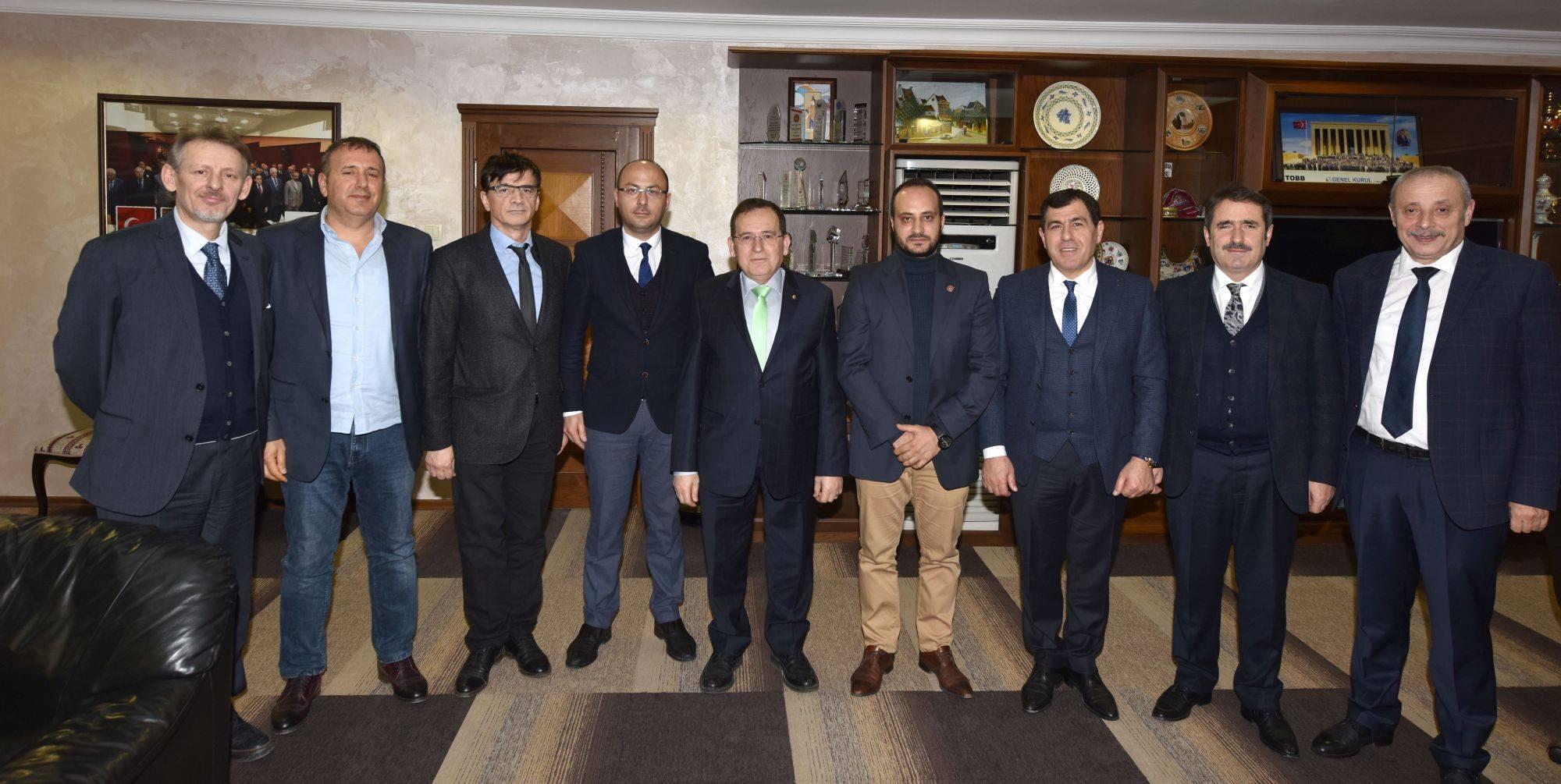Trabzon'un tanıtımı tüm yönleriyle yapılacak