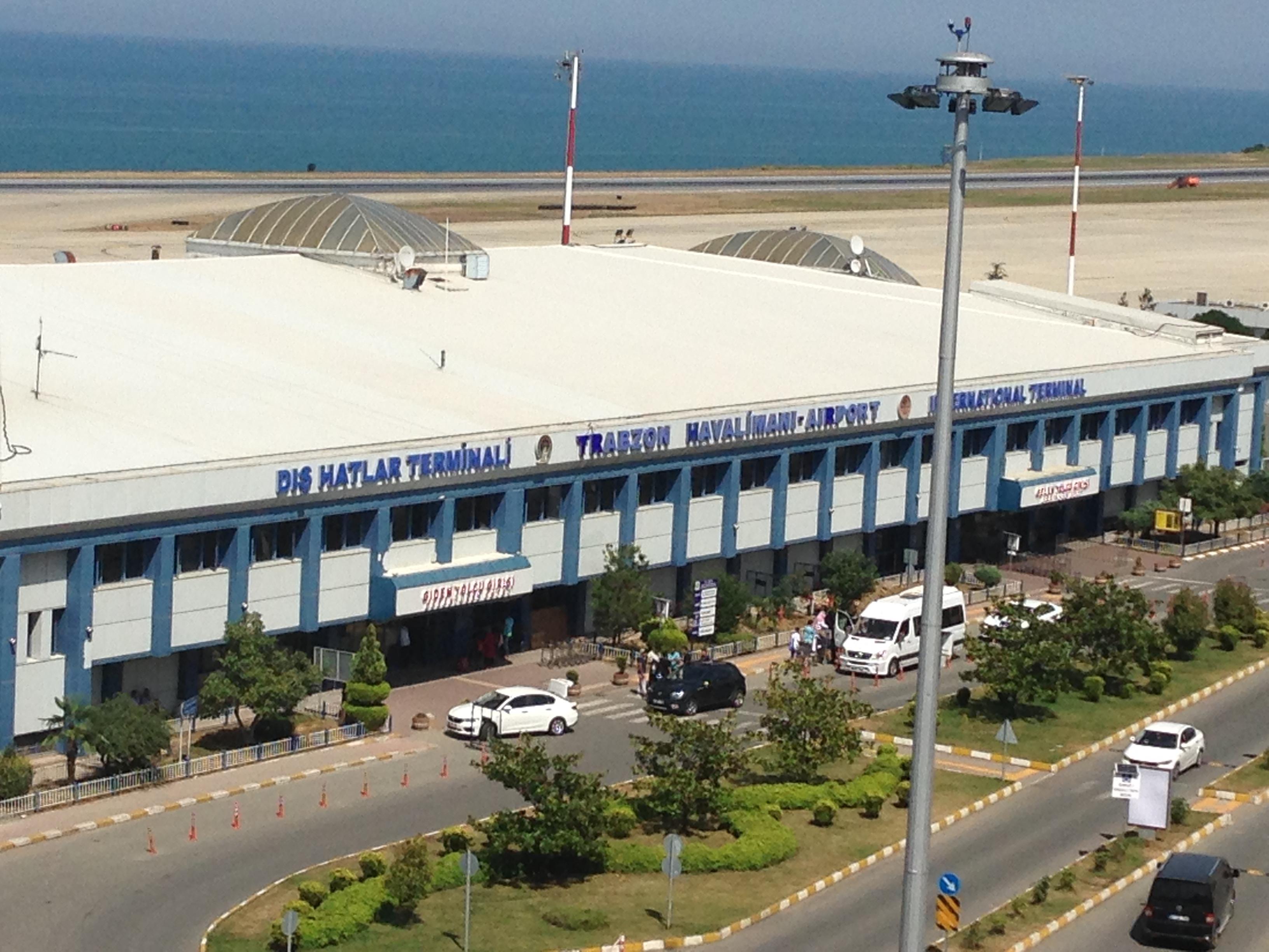 Trabzon Havalimanı'nda yolcu sayısı yüzde 12 arttı