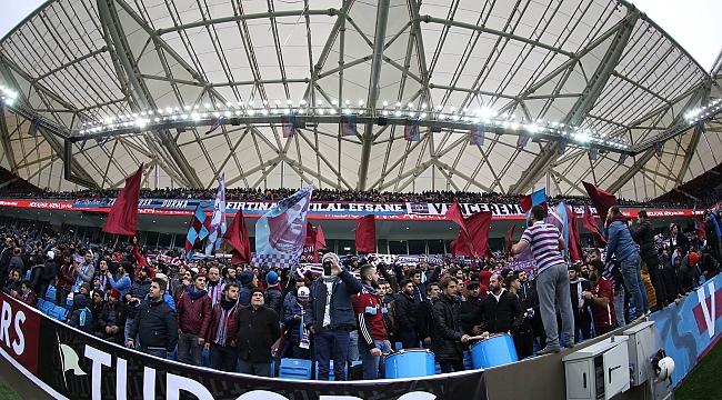 İlçelerden Trabzonspor – Fb Maçına Araç Kalkacak