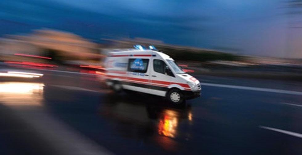 Trabzon'da trafik kazası: 3 yaralı