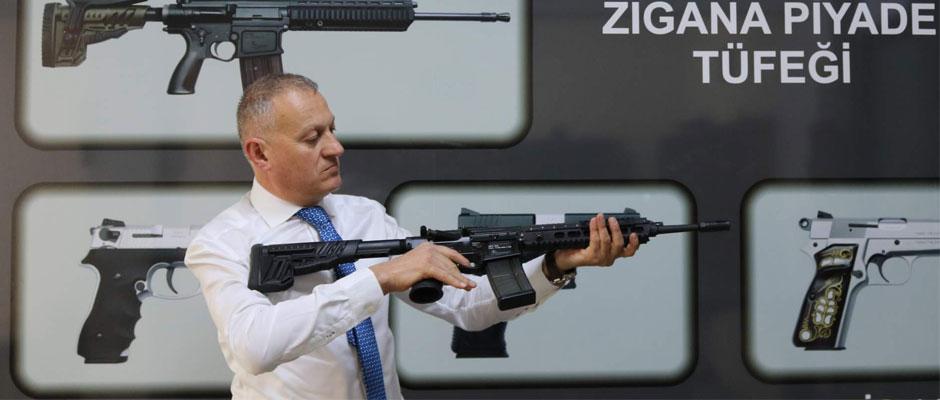 Arsin'den 45 ülkeye silah ihracatı