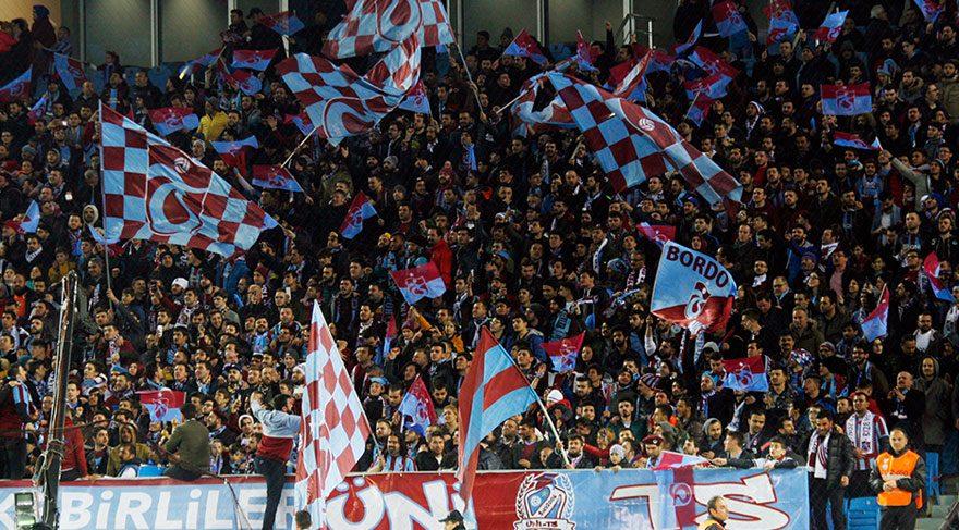 Trabzonspor'da kombineler tek maçlık transfere açıldı