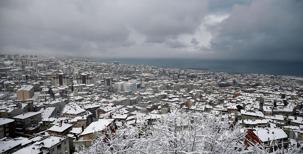 Trabzon'a kar yağacak mı?