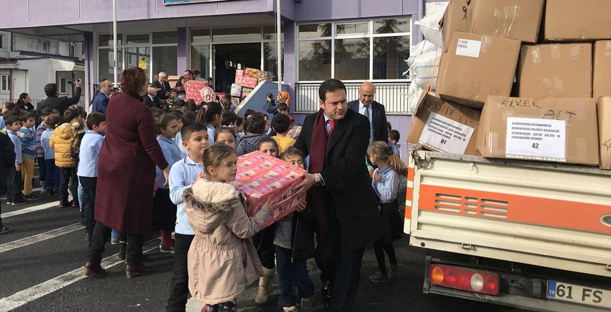 Trabzon'da Gönül Elçileri Projesi