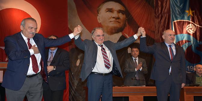 Trabzonspor Kulübü Divan Başkanlık Kurulu seçimi