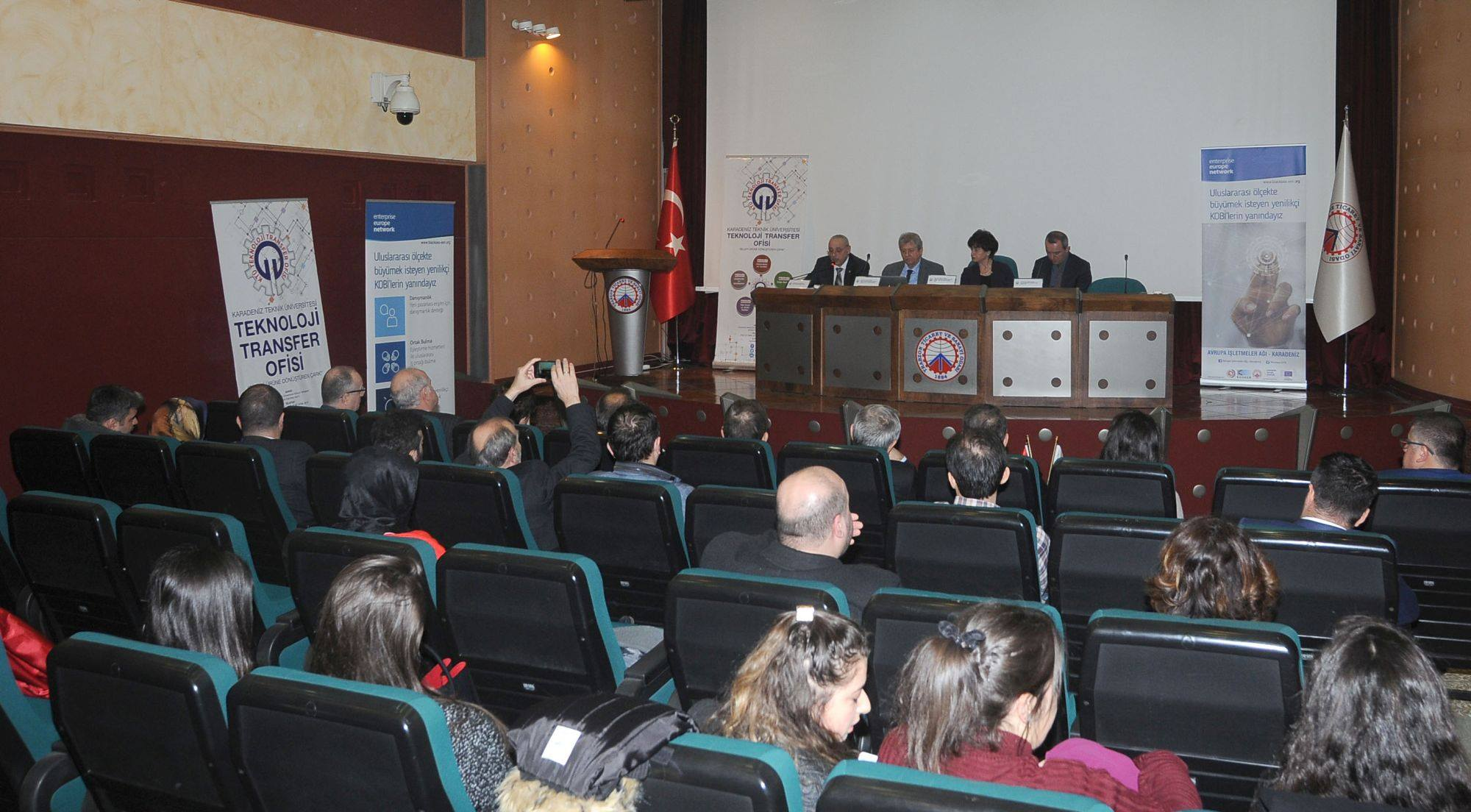 Trabzon'da, katma değeri yüksek ürünler sanayicilere anlatıldı