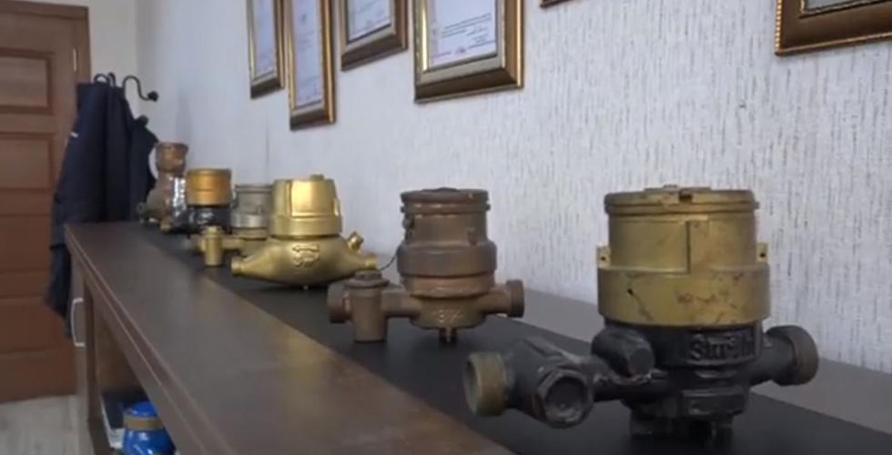 Türkiye'nin Su Sayaçları Arsin'de Üretiliyor