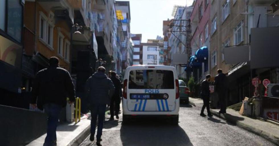 Trabzon'da silahlı yaralama!