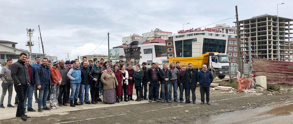 'Kaşüstü Dal-Çık Projesi' İsyan Ettirdi