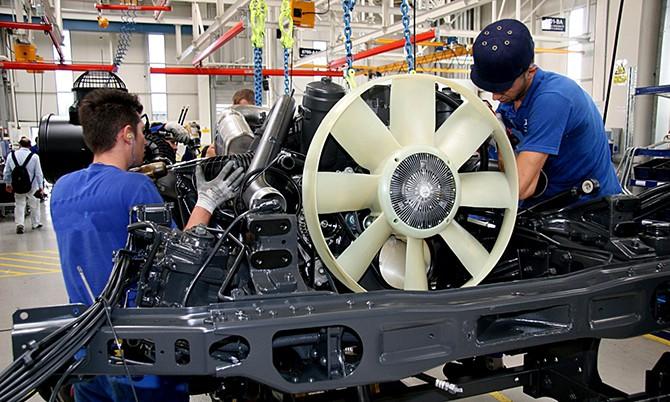 Trabzon'dan 8 ülkeye makine ihracatı