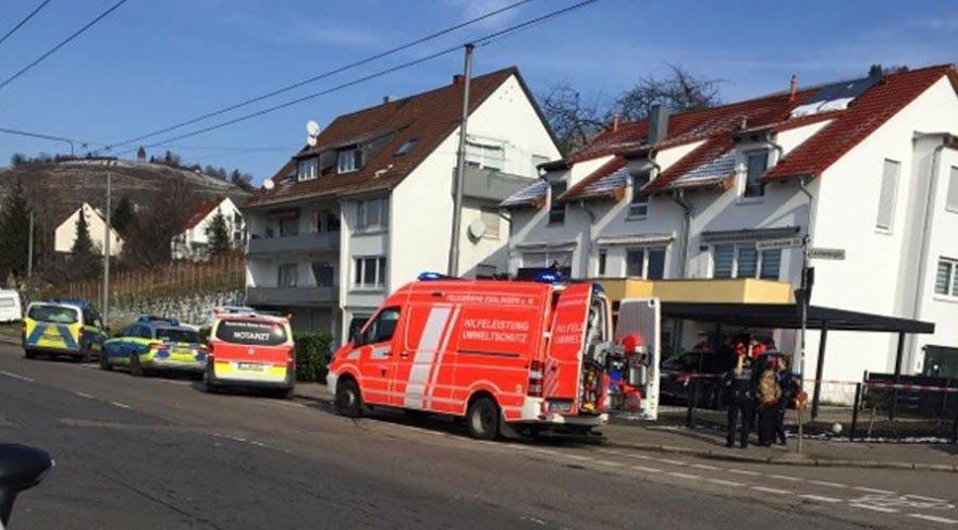 Almanya'da Trabzonlu aile evinde ölü bulundu