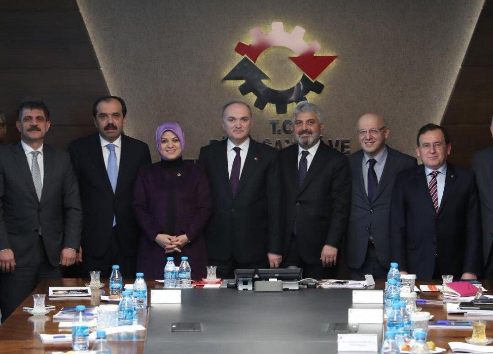 Ankara'da Arsin zirvesi