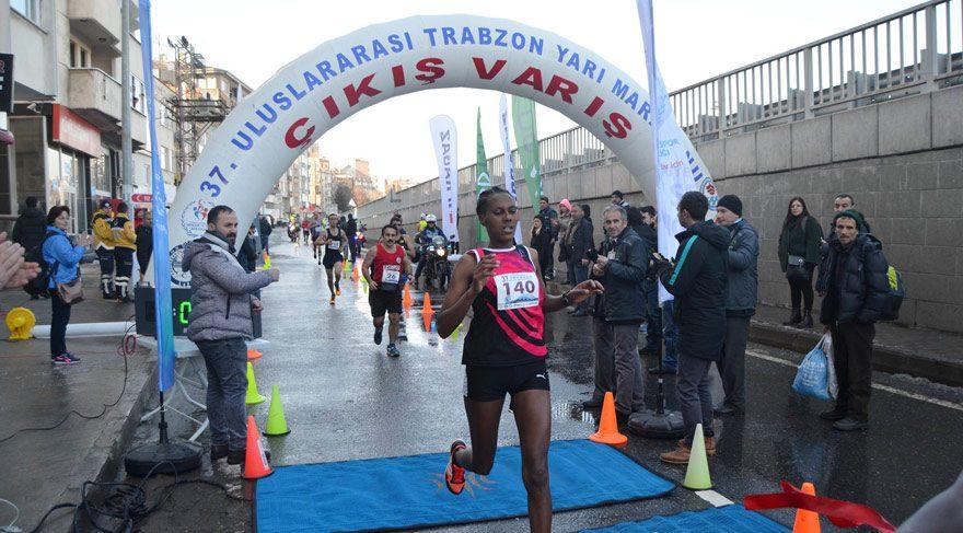 Trabzon Şehit Eren İçin Koşacak