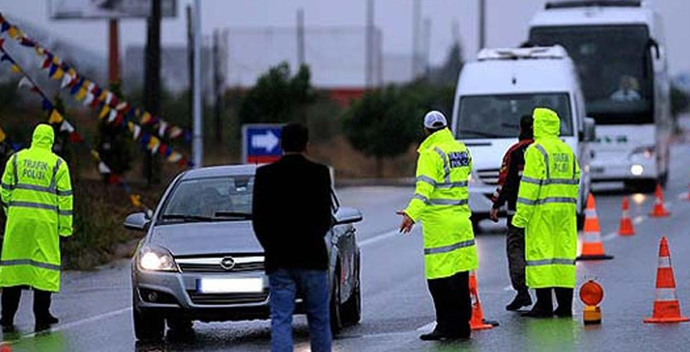 Trabzon polisinden rekor ceza… 1 milyon 600 bin…