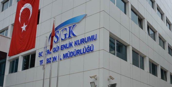Trabzon SGK'dan Uyarı