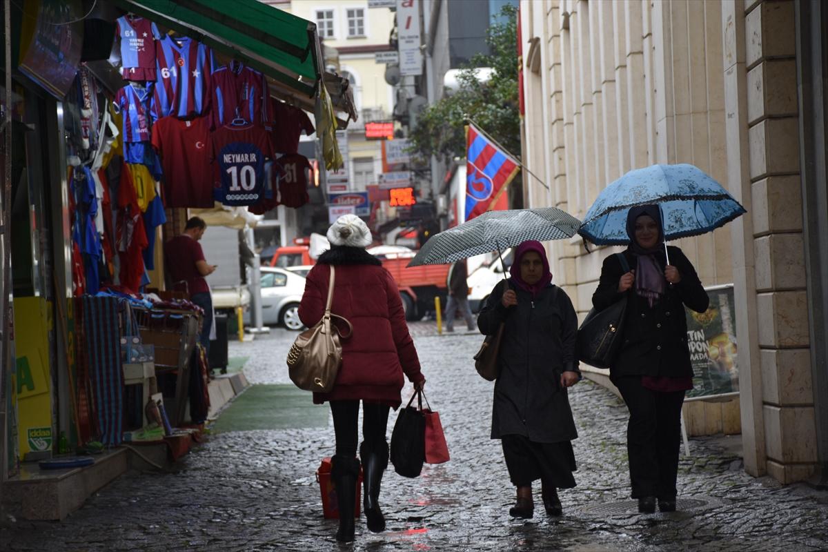 Karadeniz için serin ve yağışlı hava uyarısı