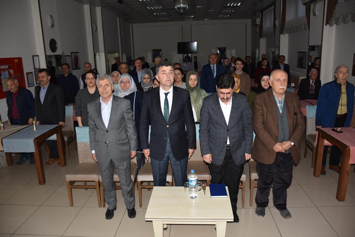 """Trabzon'da """"Şehitlere Vefa"""" programı"""