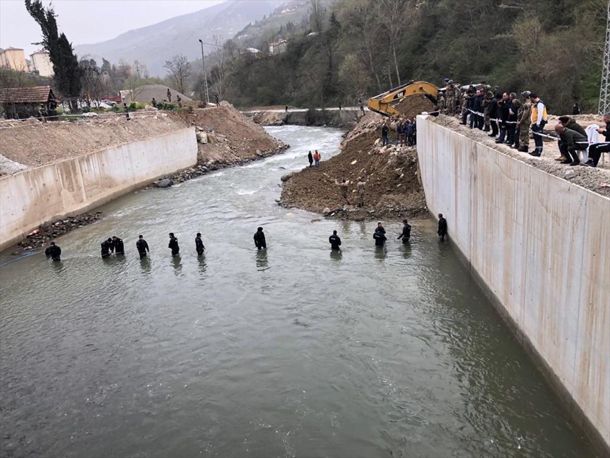 Kaybolan polis memuru Mehmet Ayan'ı arama çalışmaları sürüyor