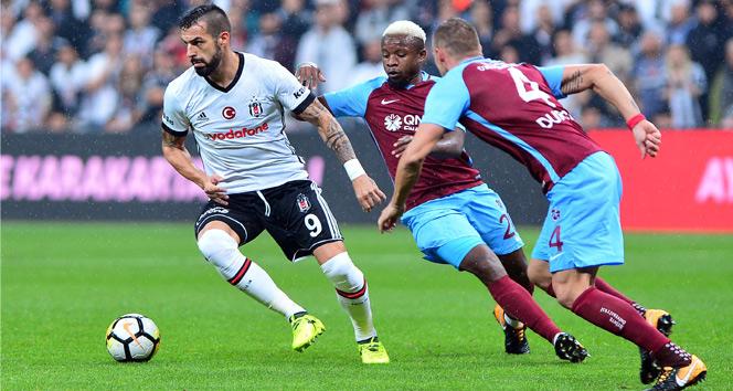 Trabzonspor, Beşiktaş'ı ağırlıyor