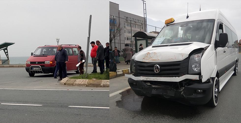 Arsin' de, Yine Kırmızı Işık İhlali Yine Kaza