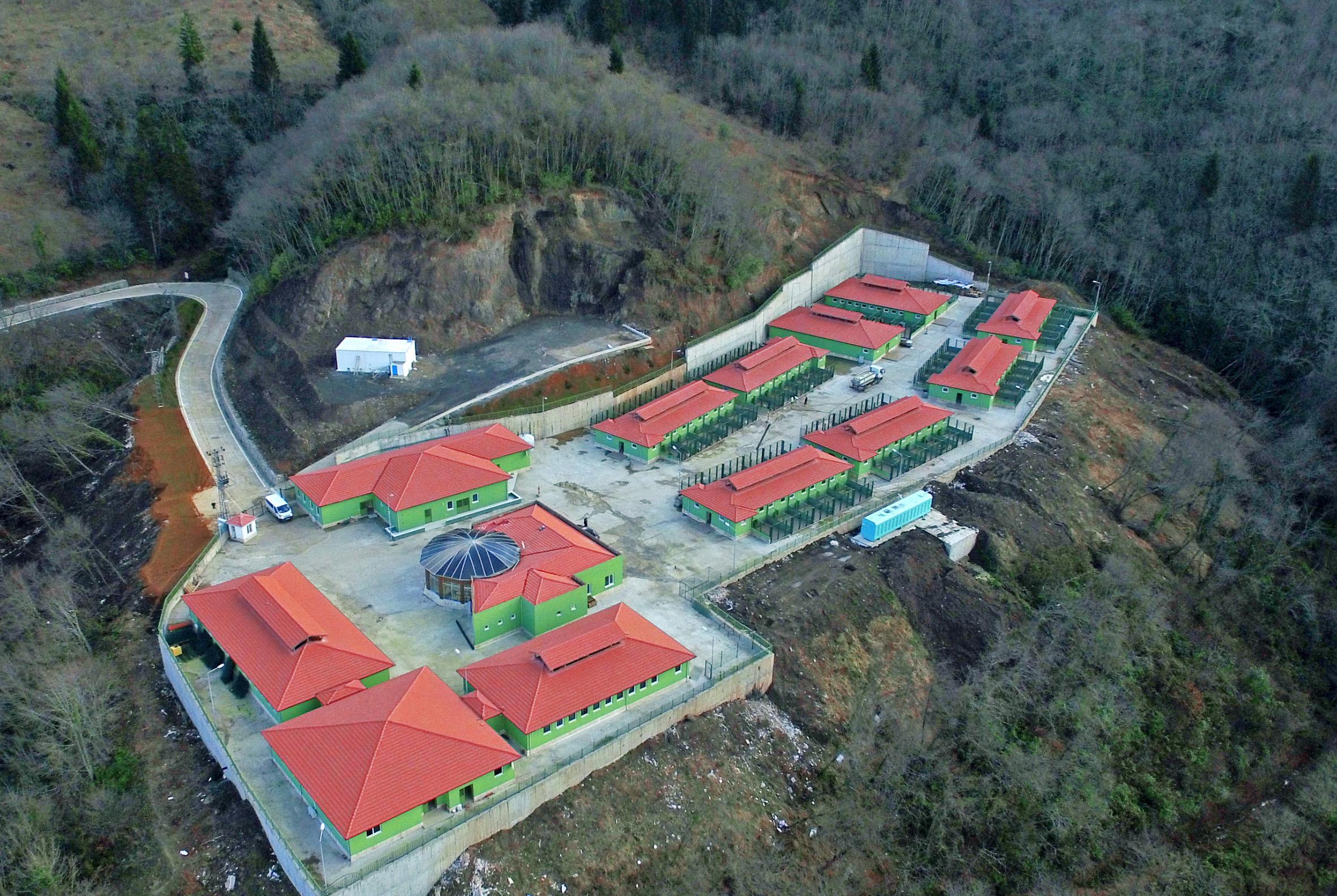 Birçok yatırım Trabzon'a kazandırılıyor