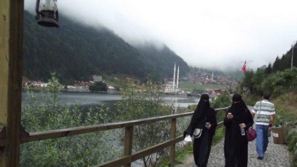 Trabzon'da konaklayan turist sayısı yüzde 20 arttı