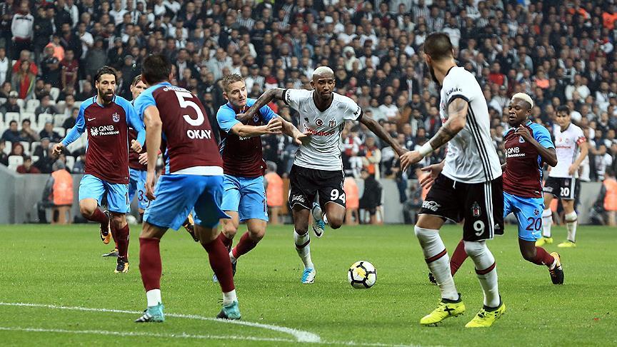 Trabzonspor ile Beşiktaş 126. randevuda