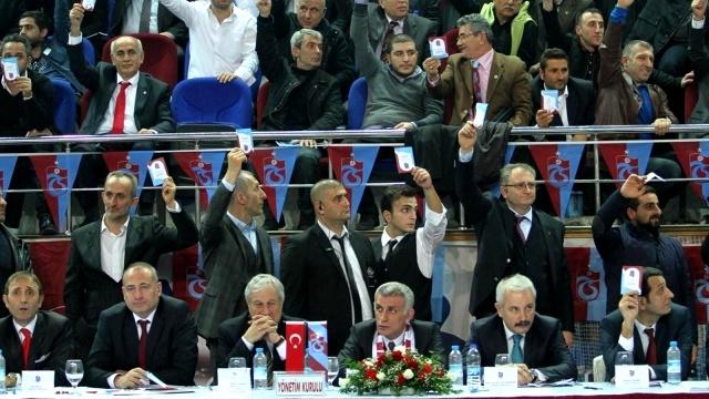 Trabzonspor'da adaylar belli oluyor